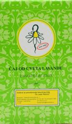 Čaj od cveta lavande 50g Josif Pančić