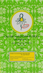 Čaj od nadzemnog dela petrovca 80g Josif Pančić