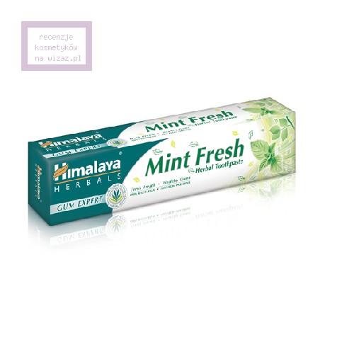 himalaya pasta mint fresh 75ml