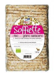 soffiette galete heljda 130g organske bez glutena