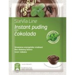 Stevia line Instant puding čokolada 40g