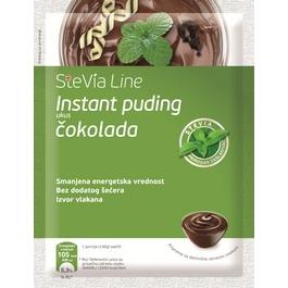 stevia line Instant puding cokolada 40g
