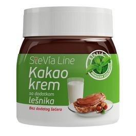 stevia line kakao lesnik namaz 250g