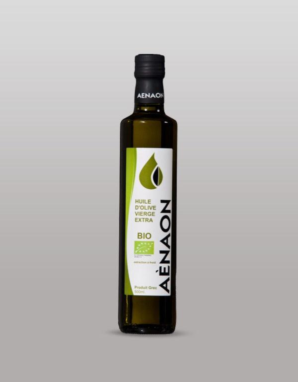 organsko maslinovo ulje extra devicansko aenaon 500 ml