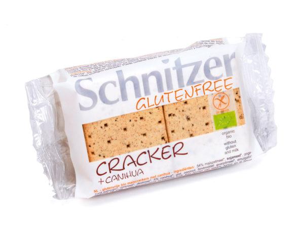schnitzer bezglutenski kreker sa kanjuhom bio