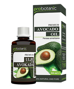 ulje avokada 250 ml probotanic