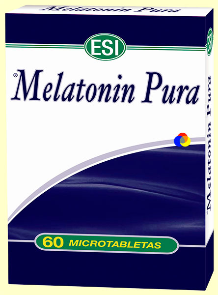 melatonin pura 60 ovaleta