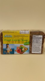 Hleb od mešanih žitarica 500g