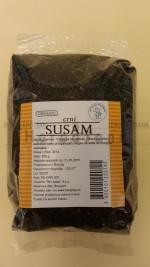 Crni susam 200g (organski proizvod)