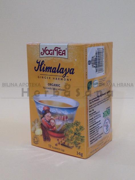 Himalaya čaj Yogi Tea 30,6g