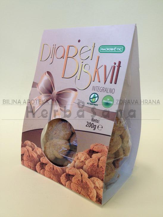 Diabet biskvit 200g