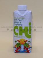 Kokosova voda sa ananasom 330ml Chi