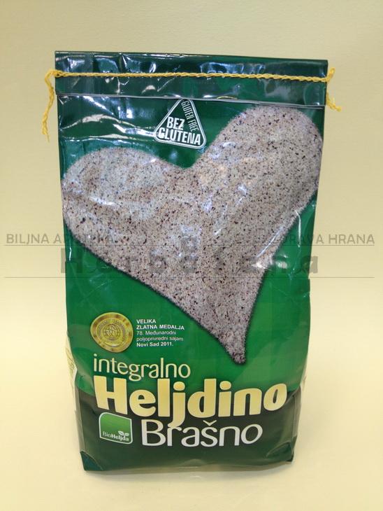 Heljdino brašno integralno 1kg Bioheljda