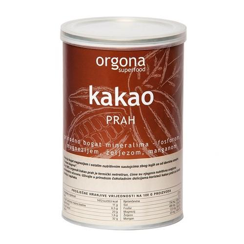 kakao prah criollo 150gr orgona