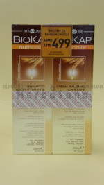 BIOKAP Šampon za farbanu kosu 200ml + Hranljivi balzam 200 ml GRATIS