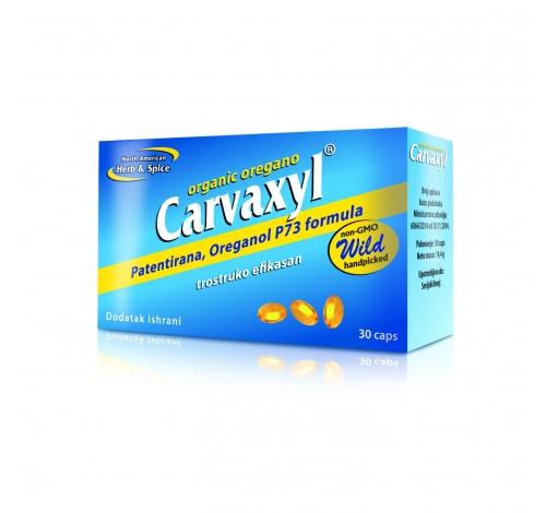 carvaxyl ulje divljeg origana 30 kapsula