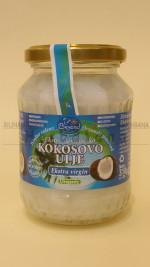 Ekstra devičansko kokosovo ulje 590 g (organski proizvod)
