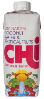 Kokosova voda sa tropskim voćem 330ml Chia