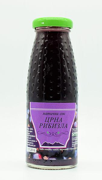 maticni sok od crne ribizle 200ml