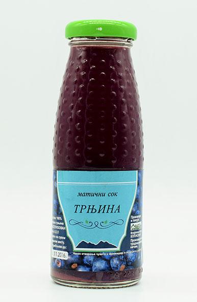 maticni sok od trnjina 200ml