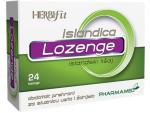 Lozenge Islandica 24 pastile