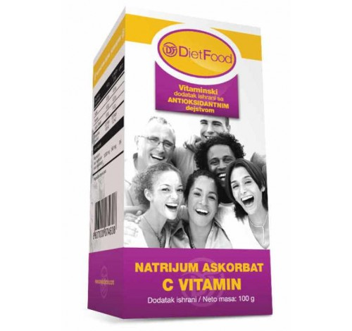 natrijum askorbat vitamin c 100g
