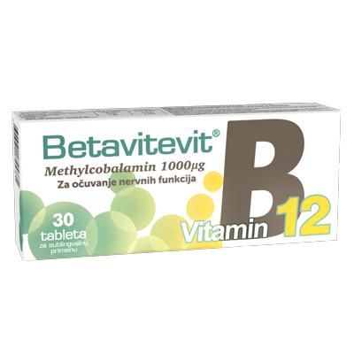 betavitevit b12 30 tableta