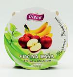 Voćna kaša od jabuke i banane 100g Vieco