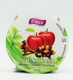 Voćna kaša od jabuke i suvog groždja 100g Vieco