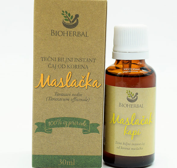 maslacak koren kapi 30ml bioherbal