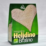 Heljdino integralno brašno 500g Bioheljda