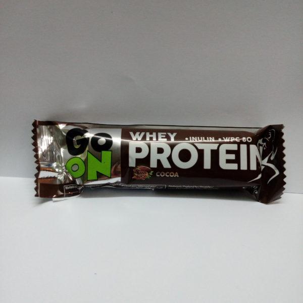 Proteinska štanglica GO ON sa kakaom 50g