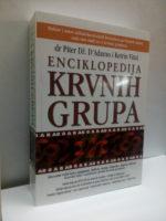 Piter Dž. D Adamo i Ketrin Vitni: Enciklopedija krvnih grupa