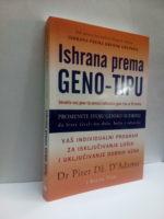 Piter Dž. D Adamo i Ketrin Vitni: Ishrana prema geno-tipu