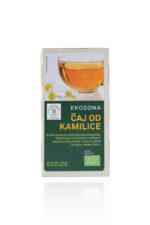Čaj od kamilice 20 filter kesica Ekozona (organski proizvod)
