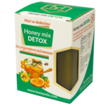 Honey mix DETOX 250g
