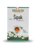 Čaj od Šipka 100g Ekolife