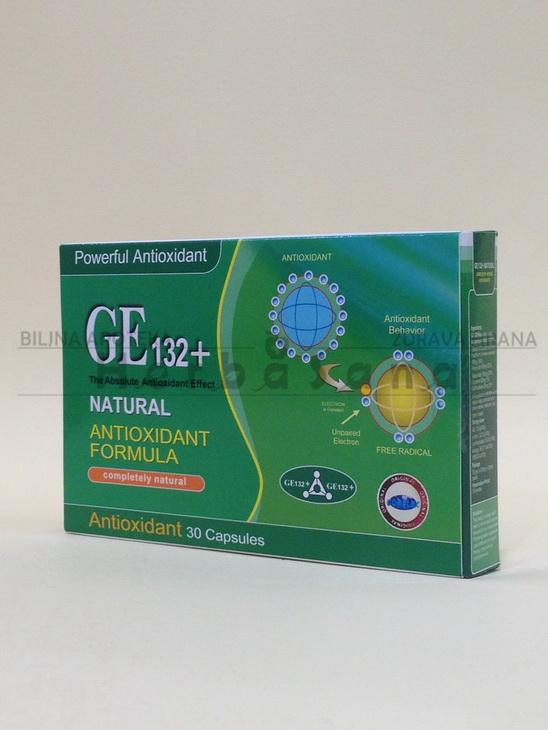 germanijum ge 132 plus natural 30 kapsula