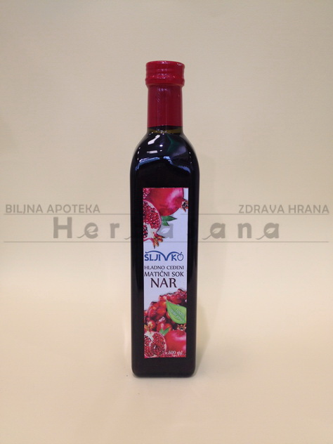 nar maticni sok sljivko 500 ml