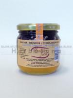 Shitaka i brusnica u homoljskom medu-250 g