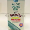 aloe vera gel family 500ml