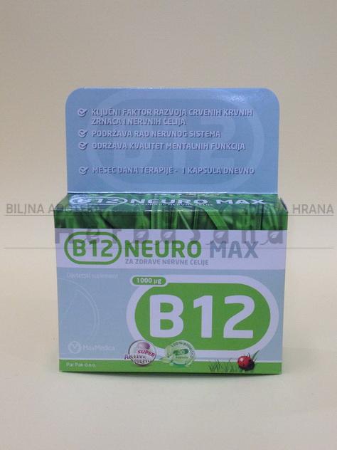 b12 neuro max 30 kapsula