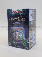 Čaj Green chai  – Yogi Tea