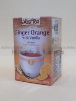 Čaj od đumbira i pomorandže sa vanilom  – Yogi Tea