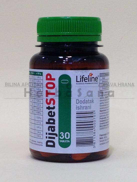 dijabet stop 30 tableta