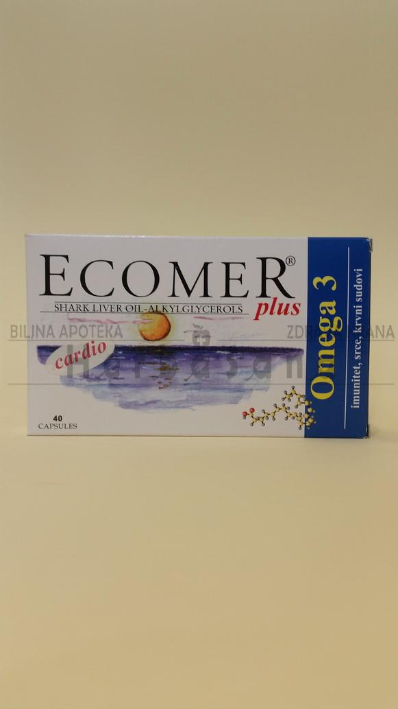 ecomer plus omega 3 40 kapsula beopanax