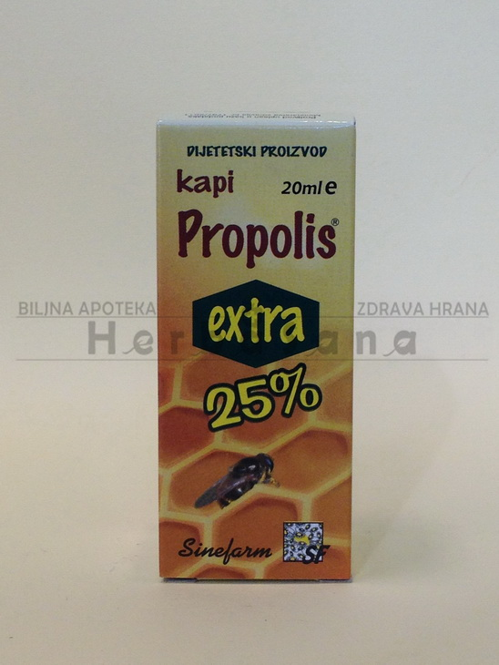 kapi propolis 25 20ml