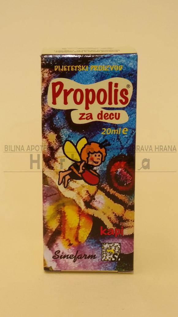 kapi propolis za decu 20ml