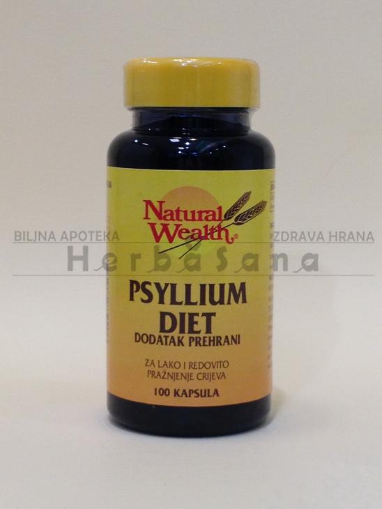 psyllium diet 100 kapsula