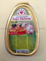 Vegetarijanska sojina pašteta sa belim lukom 105 gr – Vitalia